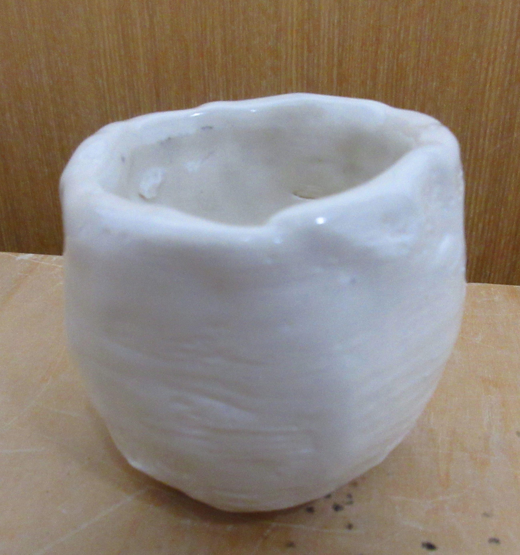 デイサービス陶芸教室~半磁器を使用した湯呑み作り編~イメージ