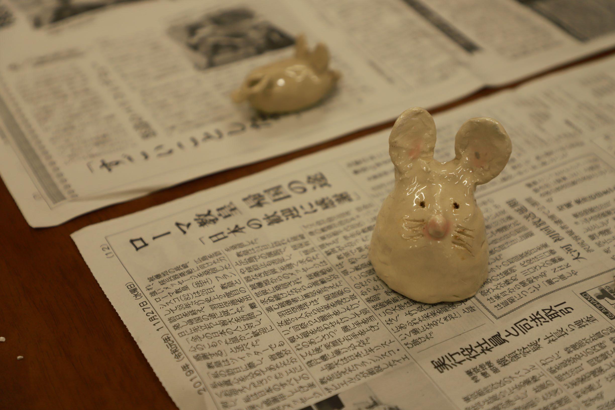 ひさびさの陶芸教室イメージ