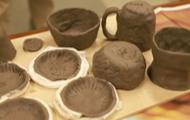 陶芸教室2回目です。イメージ